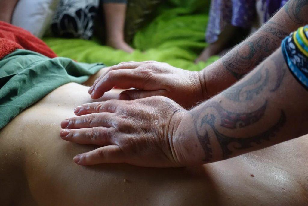 Médecine traditionnelle Maori